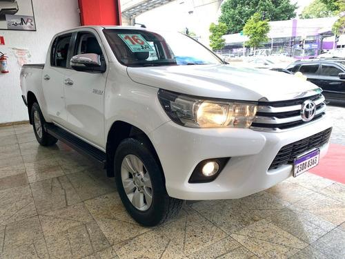 Toyota Hilux 2.8 Sr 4x4 Diesel Aut 2016