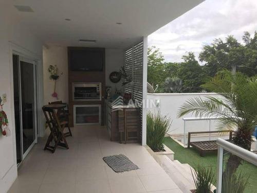 Imagem 1 de 20 de Casa Em Condomínio 3 Quartos - Ca0422