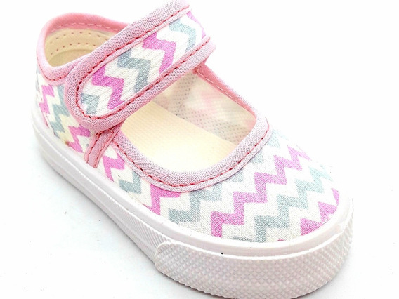 Zapatillas Niñas Guillerminas Art.oo/ Del 18 Al 26