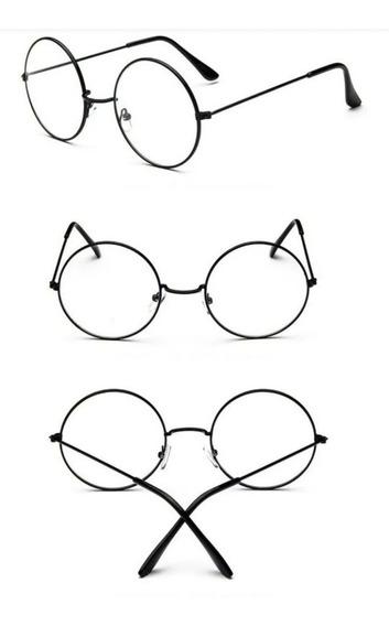 Óculos Harry Potter - Filme - Armação + Lentes Sem Grau