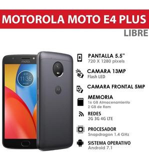 Motorola Moto E4 Plus 5.5
