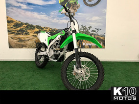 Kawasaki Kx450f 2017 Trilha