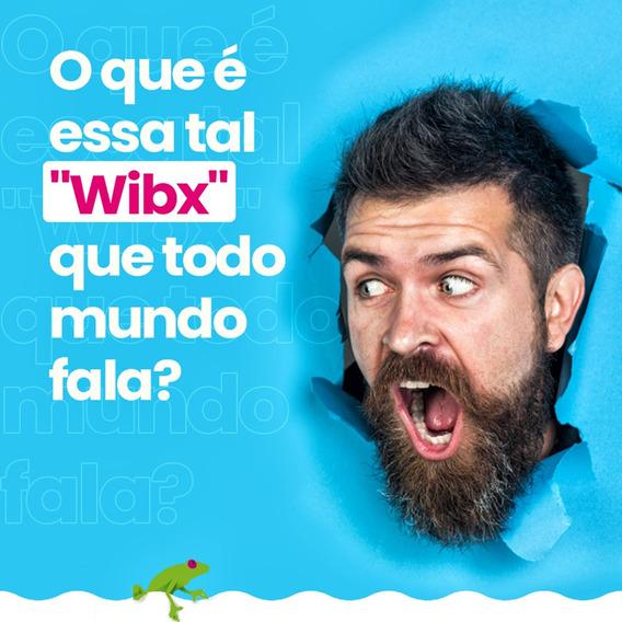 Criptomoeda Wibx - Preço Imperdível R$0,10/un -envio No Ato