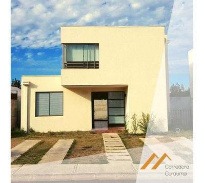Www.corredoracurauma.cl Vende Casa En Condominio Bosque Real, Curauma 4d + 3b + 2e 103 / 230m²
