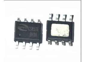 Ci Amplificador Smd Cs8511e 17w Esop8 Fundo Aluminio