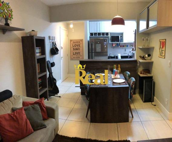 Apartamento Com 2 Dormitórios À Venda, 60 M² Por R$ 667.800,00 - Vila Romana - São Paulo/sp - Ap6329