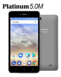 Celular Sky Platinum 5.0m Pantalla De 5.0 16gb Doble Camara