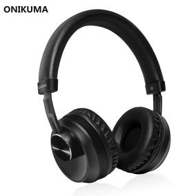 Onikuma B10 Hd Estéreo Música Fones De Ouvido Com Construído