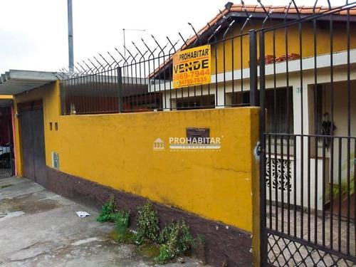 Imagem 1 de 3 de Casa Comercial À Venda No Jardim Ana Lúcia - Ca0257
