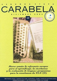 Carabela 58 - Mcer Para El Aprendizaje, La Enseñanza Y La E