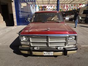 Dodge Ram Charger 1993 Roja