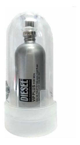 Diesel Vip Plus 100ml Original - mL a $433