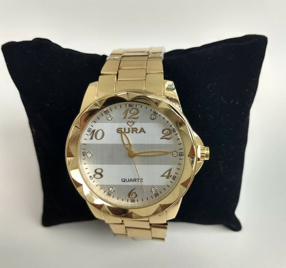 Relógio De Pulso Feminino Casual Fashion