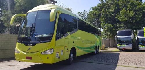 Imagem 1 de 15 de Ônibus Irizar Leito I6 390 Volvo B 380r 6x2 Automático Novos