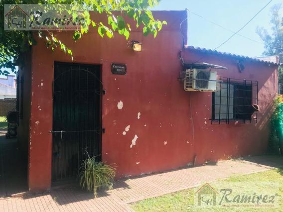Casa 2 Ambientes A Mts. De Ruben Dario - La Reja Sur