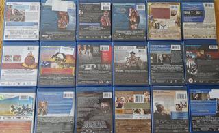 Blu-ray Filmes Novos Lacrados 18 Unidades Neste Valor