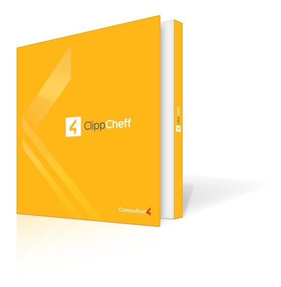 Compufour Clipp Cheff 2020 Clipp Pro (full) Licenca Anual
