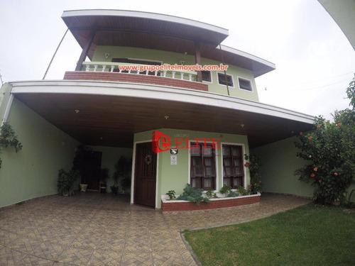 Sobrado À Venda, 300 M² Por R$ 850.000,00 - Bosque Dos Eucaliptos - São José Dos Campos/sp - So0427