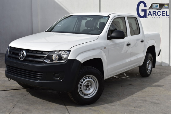 Pickup Vw Amarok Entry 2017 2.0 Turbo Diesel