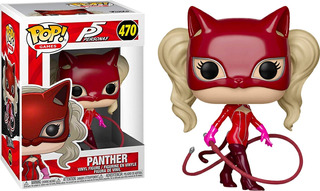 Funko Pop Games #470 Persona 5 Panther Nortoys