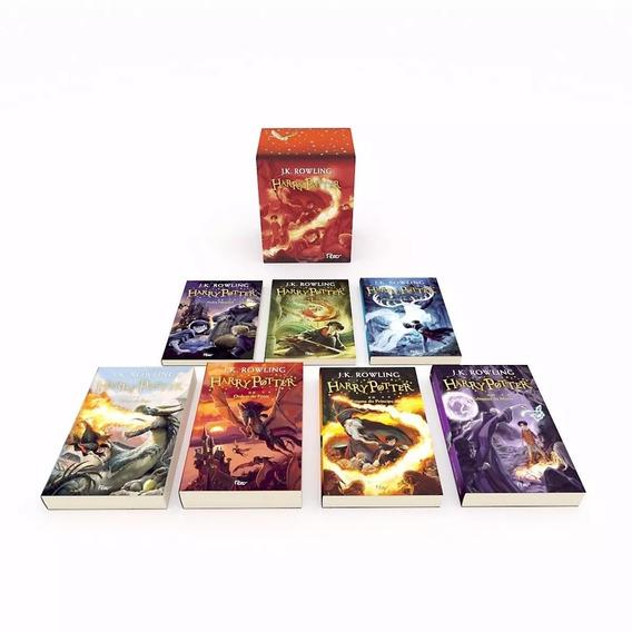 Box Harry Potter / Edição Premium / Box Com 7 Livros