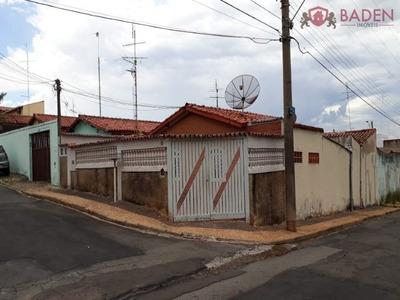 Casa Residencial Em Campinas - Sp, Vila Trinta E Um De Março - Ca01093