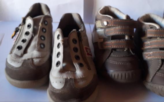 Kit 2 Tênis Infantil Kids Marcas Original Cód.21