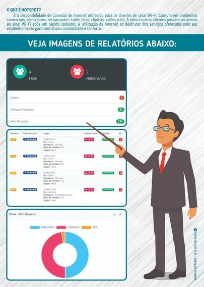 Script Wifi Social Naveguegratis - Bares, E Comercios, Etc