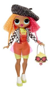 Muñeca Lol Omg L.o.l. Surprise! O.m.g. Neonlicious Fashion.