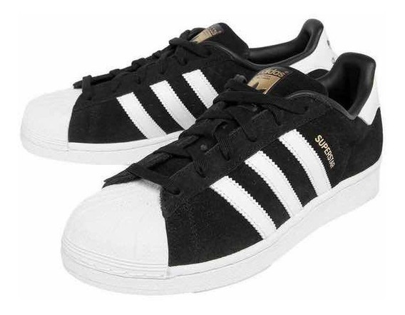adidas Superstar Originals Camurça