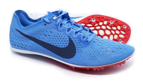 Sapatilha De Atletismo Fundo Corrida Ld Nike Victory Azul