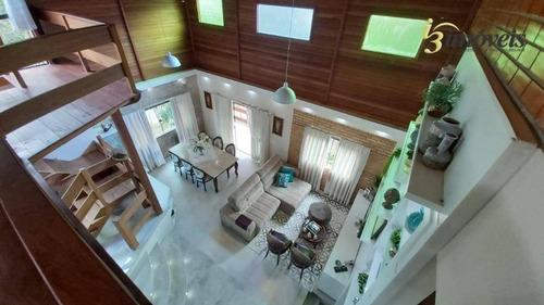 Chácara / Sítio Com 3 Dormitórios À Venda, Quilômetro Doze / Itaipava - Itajaí/sc - Ch0007