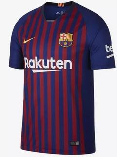 Camisa Nike Barcelona + Personalização + Frete Grátis