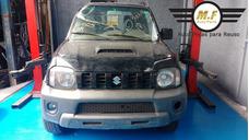 Sucata Suzuki Jimny 1.3 16v 2016 Mec Motor/cambio Só Peças