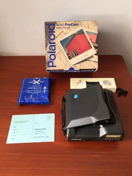 Polaroid Procam Nova Na Caixa Camera Fotografica Instantanea