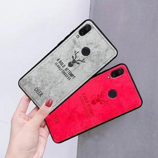 Capinha Case Luxo Xiaomi Redmi Note 7 / 7 Pro Emborrachada