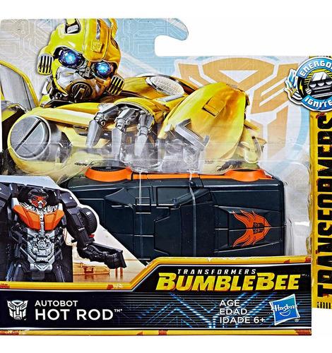 Transformers Autobot Hot Rod Hasbro E0752/e0698