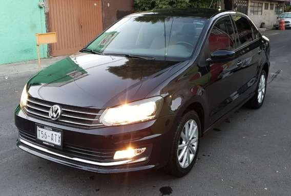 Volkswagen Vento 1.6 Highline Mt 2018