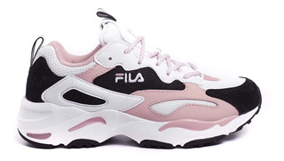 Fila Ray Tracer Dama Pink/black/white