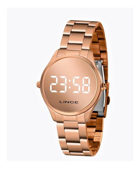 Relógio Feminino Lince Puls Aço Inox 50m Ref. Mdr4617l-bxrx