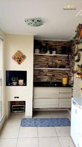 Apartamento Com 3 Dormitórios, 1 Suite À Venda, 115 M² - Centro - Guarulhos/sp - Ap0209