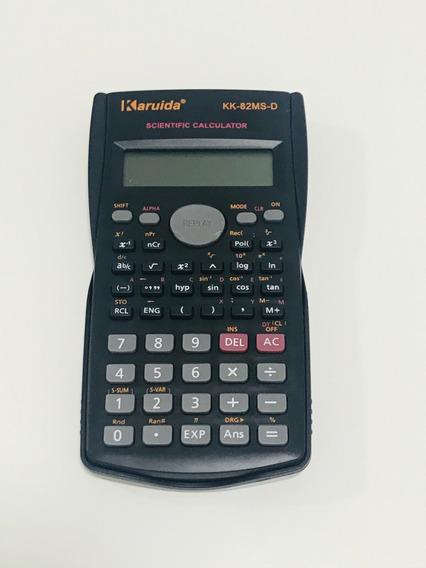 Calculadora Cientifica Karuida Kk-82ms-d 240 Funciones