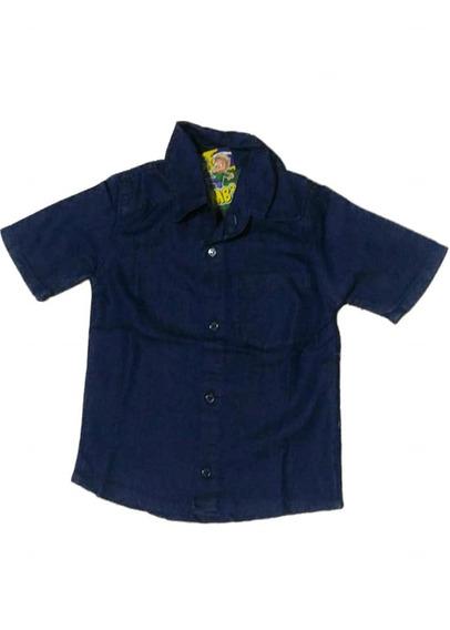 Kit Com 3 Jaqueta Jeans Infantis Menino Infantil Masculino
