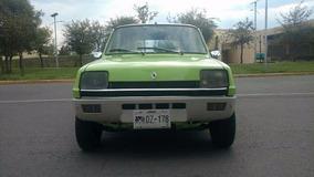 Renault R-5 , Clasico , Unica Dueña.