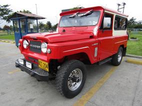 Nissan Patrol Campero 4x4