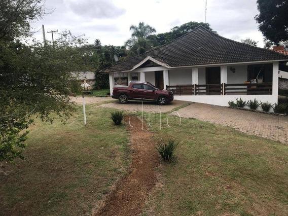 Chácara À Venda, 5000 M² Por R$ 1.100.000,00 - Floresta Escura - Águas De São Pedro/sp - Ch0088
