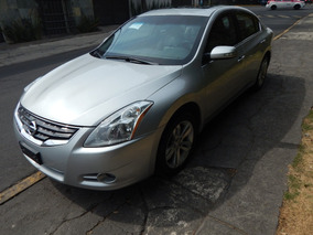 Auto Blindado N Iii Nissan Altima 2.5 Sr At V6 Piel Qc Cvt