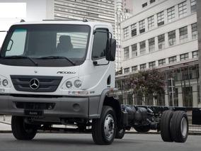 Mercedes Benz Accelo 815/37 Llevalo X $129.300 Y Cuotas