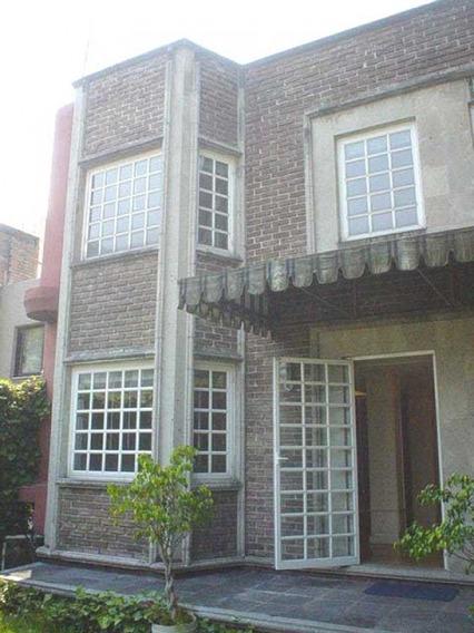 Casa En Venta Lomas De Chapultepec En Monte Caucaso 985