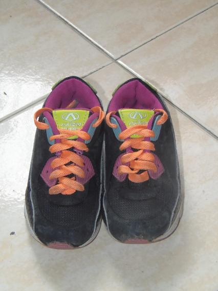 Zapatos Deportivos Para Niña Talla 27